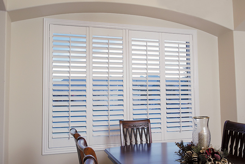 Get Creative Paint Your Interior Wooden Shutters